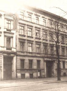 Kastanienallee 65 Berlin um 1904