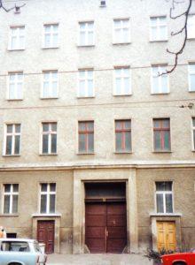 Kastanienallee 65 Berlin um 1990