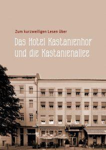 Buch Berlin Kastanienallee Hotel Familiengeschichte